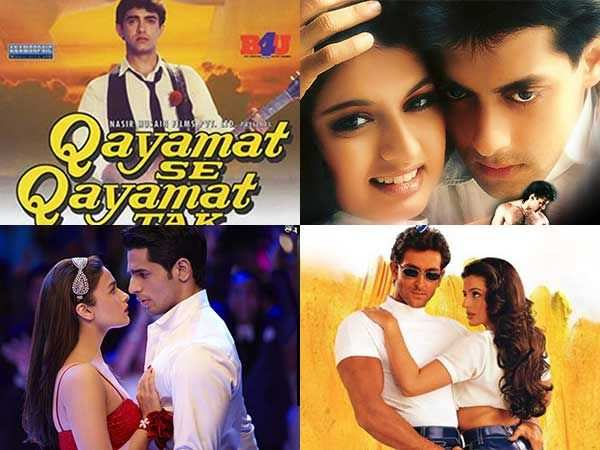 Actors whose debut were Hindi superhit movies