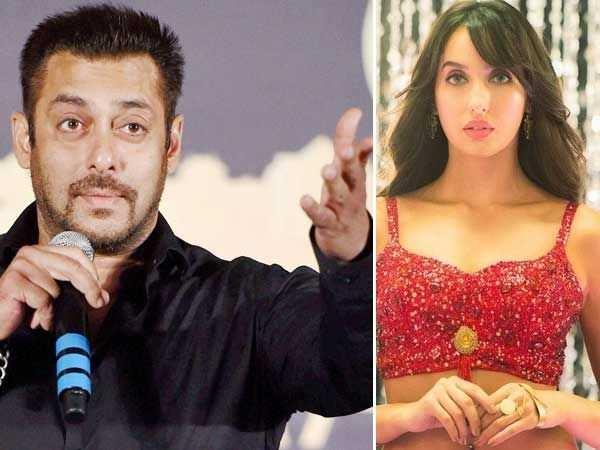 Salman Khan's Bharat to star Dilbar hottie Nora Fatehi