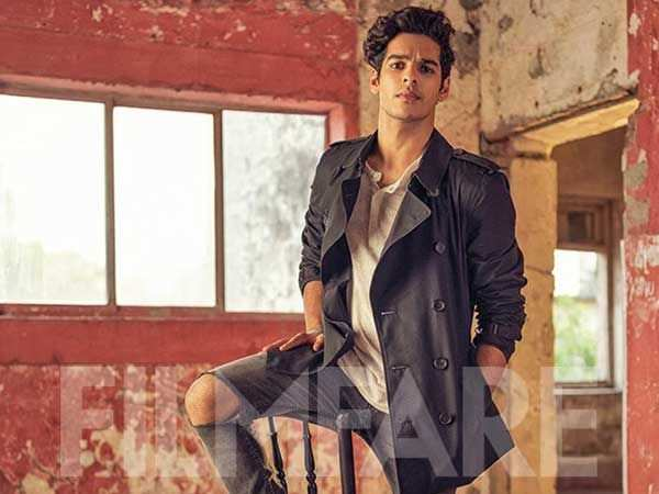 """I'm glad that my mom showed me that there are dark days"" – Ishaan Khatter"