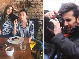 Ranbir Kapoor turns photographer for rumoured girlfriend Alia Bhatt
