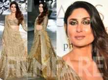 Glitter and glow! Kareena Kapoor Khan closes the show for Falguni and Shane Peacock