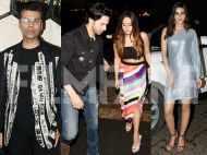 Varun Dhawan, Karan Johar and others attend Dinesh Vijan's birthday bash