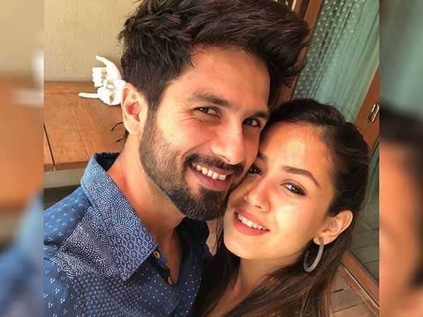 Mira Kapoor all set to face the camera with Shahid Kapoor