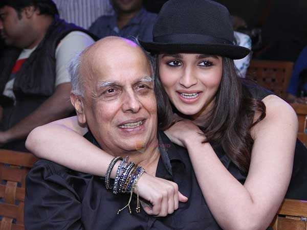 Mahesh Bhatt opens up on daughter Alia Bhatt's career choices
