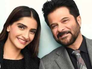 Sonam Kapoor is super excited about father Anil Kapoor's Fanney Khan