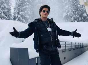 Shah Rukh Khan appreciates Assam Police for using his pose for road safety