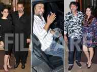 All pictures from Sanjay Dutt's starry 59th birthday bash
