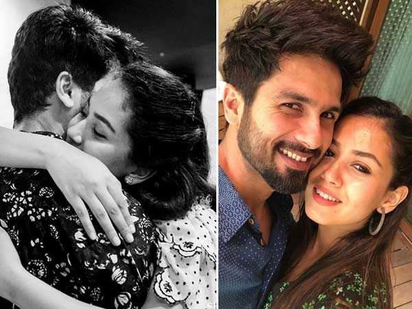 Mira Kapoor gets all mushy with Shahid Kapoor in her latest Instagram post