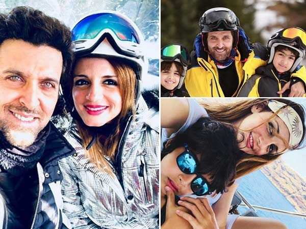 Hrithik Roshan and Sussanne Khan not considering remarriage as of now