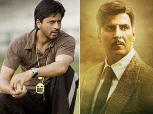Akshay Kumar reacts on comparisons of Gold to Chak De! India
