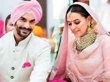 Neha Dhupia reveals the real reason for her low-key surprise wedding