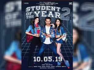 New release date! Student of the Year 2 will now release in 2019