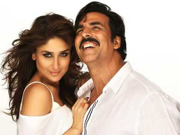 Good News! Akshay Kumar and Kareena Kapoor Khan's new film gets a title