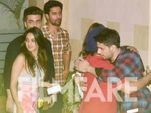 Are Sidharth Malhotra and Kiara Advani dating?