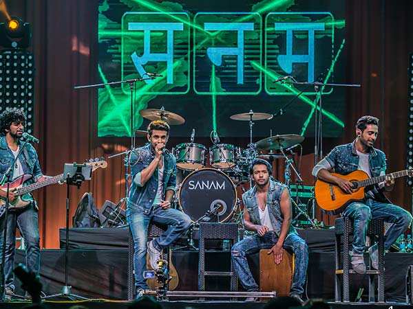 India's FabFour SANAM wooing fans with new single 'Tu Yahaan'