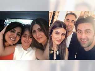 All in inside pictures and videos from Neetu Kapoor's birthday