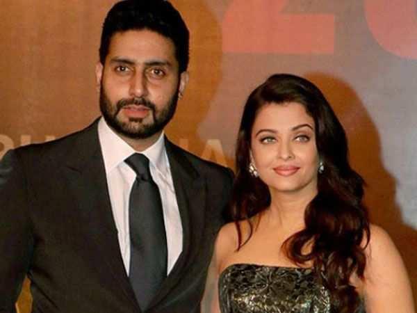 Abhishek slams report of domestic squabble with wife Aishwarya Rai Bachchan
