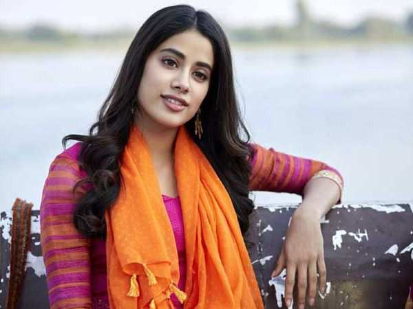 Janhvi Kapoor is on cloud nine after the success of Dhadak