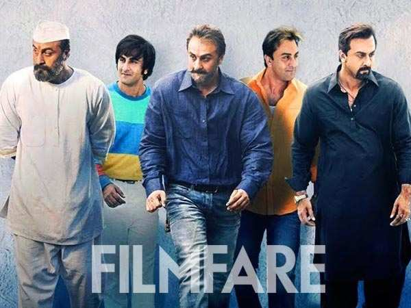 Sanju mints huge Rs. 72.25 crores in just two days at the box office