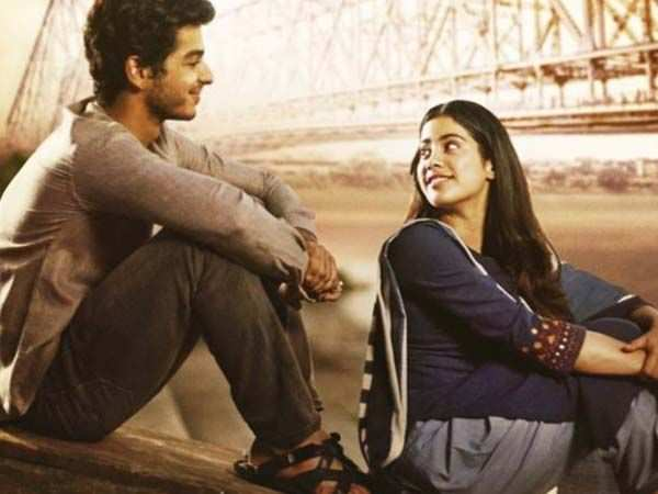 Dhadak box-office collections take a big jump on day two