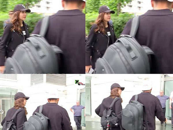 Watch video! Anushka Sharma joins Virat Kohli in Cardiff