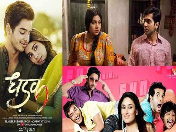 3 Bollywood films that were inspired by Marathi movies