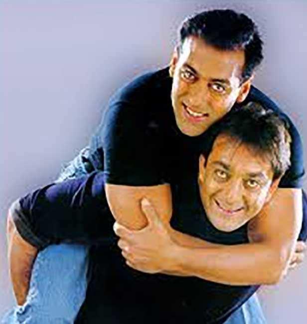 Salman Khan, Sanjay Dutt