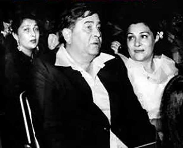 Rima Jain looks back on her dad Raj Kapoor's illustrious life on his birth anniversary