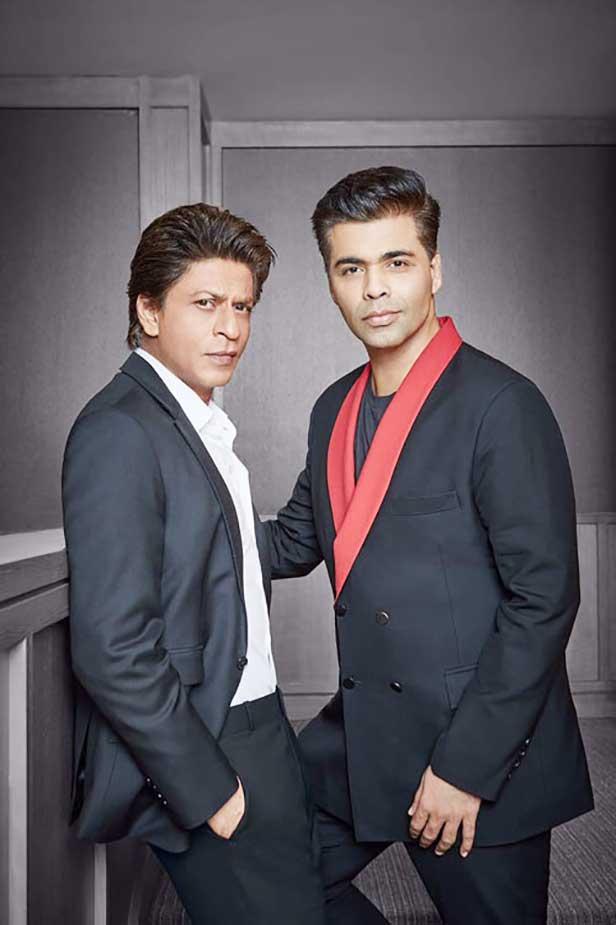Shah Rukh Khan, Karan Johar