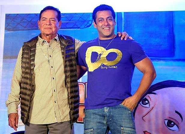 Salim Khan, Salman Khan