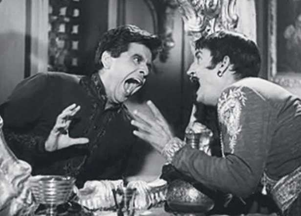 Dilip Kumar's most memorable performances