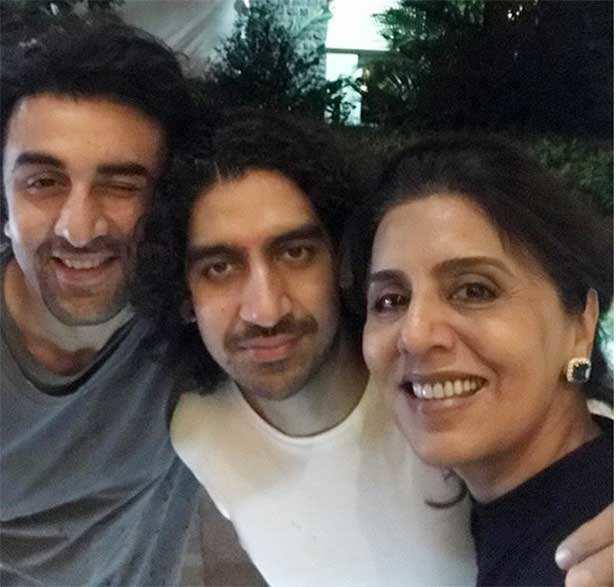 Ranbir Kapoor Samara Sahni