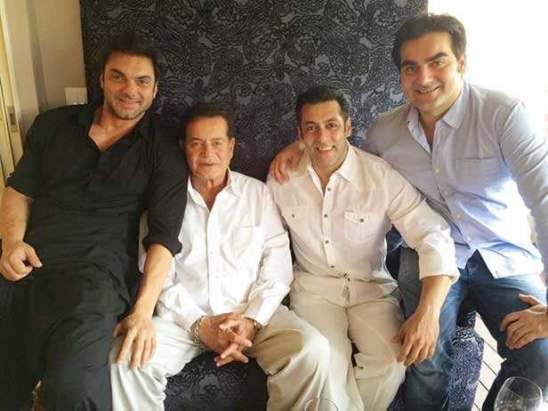 Salman Khan Salim Khan