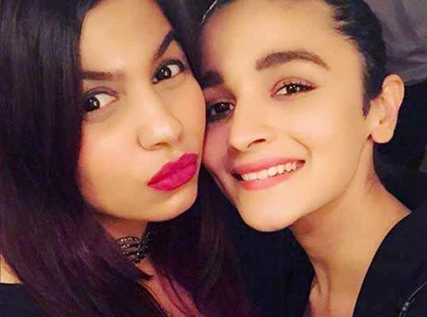 Alia Bhatt, Shaheen Bhatt