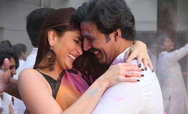 Kareena Kapoor Khan and Akshay Kumar
