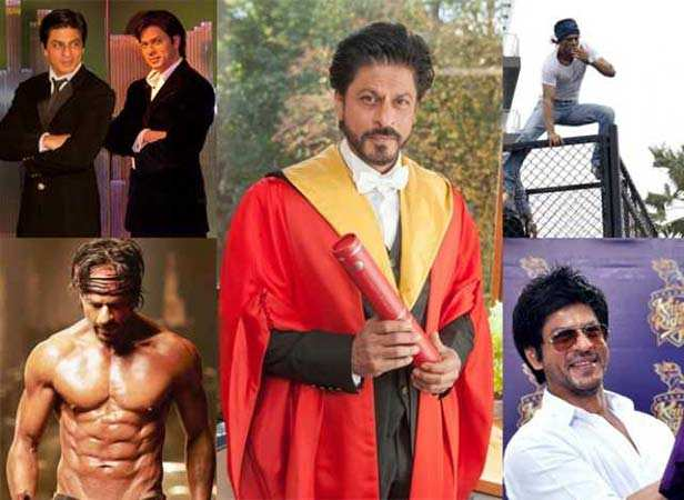 52 reasons to love Shah Rukh Khan