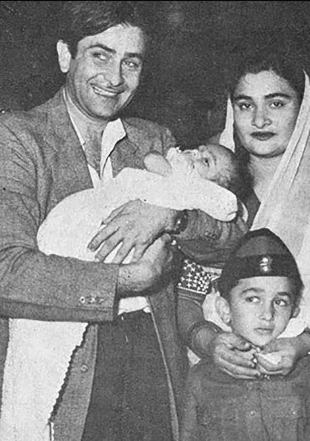 Rima Jain looks back on her dad Raj Kapoor's illustrious life on his birth anniversary