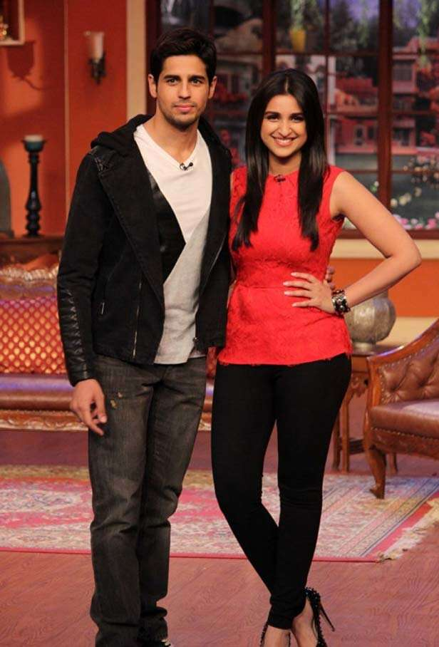 Confirmed! Parineeti Chopra and Sidharth Malhotra to star in Shotgun Shaadi