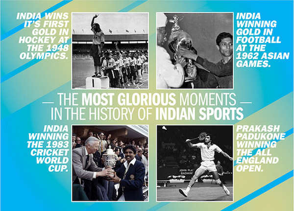 So, with the FIFA world cup fever capturing everyone, we look back at Bollywood movies in which sports was the hero…