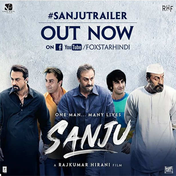 "Ranbir Kapoor's acting skills are being appreciated by one and all in Sanju. The biopic based on the life of Bollywood star Sanjay Dutt is said to largely be a story revolving around the relationship of a son and a father. While Ranbir will be enacting the part of Sajay Dutt, Paresh Rawal will be portraying the character of Sunil Dutt. After the release of the trailer that took place a couple of days back, the buzz around the film has doubled. Now, the makers have decided to slowly release songs from the film one by one. The first one being Badhiya, that will release tomorrow. Rajkumar Hirani, the director of Sanju, revealed on Twitter that Ranbir will lip-sync to a female's voice in the song. He said, ""#Sanju lip-syncing to a woman's voice in the song #Badhiya. Coming out on Sunday, 11 AM. #RanbirKapoor @sonamakapoor #RajkumarHiraniFilms @foxstarhindi @VVCFilms @TSeries."" Sonam and Ranbir will shake a leg together in the song and the duo will do so after their debut film Saawariya that released back in 2007.   We are waiting to listen to the new song from Sanju, we are sure you are too. Keep watching this space for more updates."