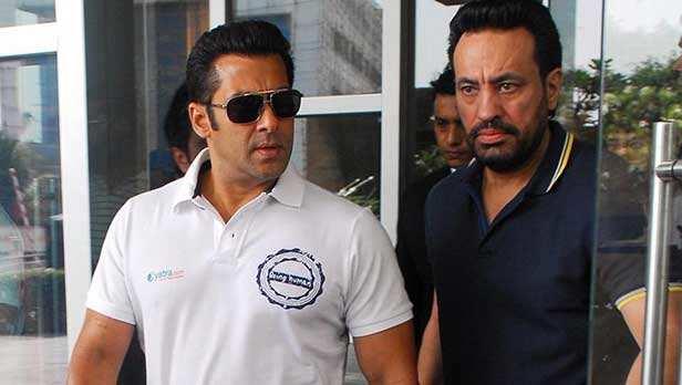 Salman Khan - shera