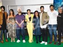 Diljit Dosanjh, Taapsee Pannu, Angad Bedi launch the trailer of Soorma