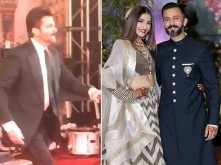 Anil Kapoor reacts to his viral dance videos from Sonam Kapoor's wedding