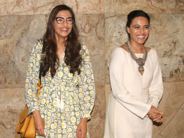 Sonam Kapoor wants to cast Swara Bhaskar in her directorial debut