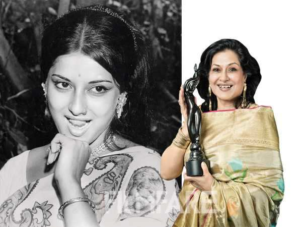 Candid chat with Moushumi Chatterjee