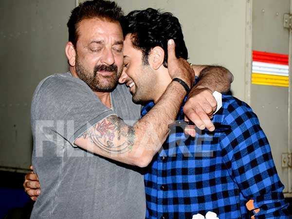 Sanjay Dutt and Ranbir Kapoor to come together for a special song