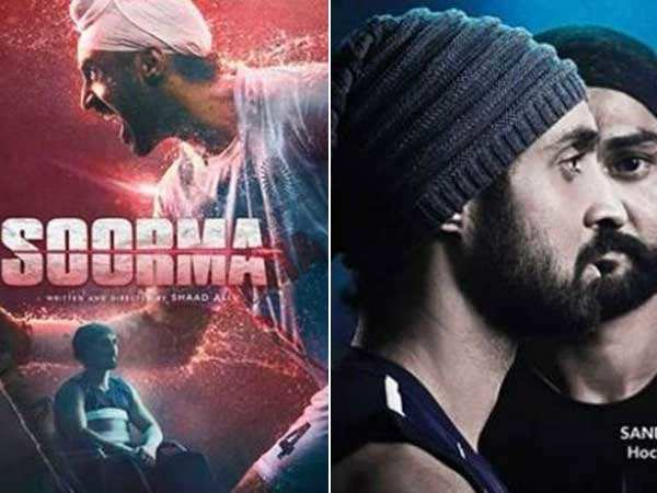 Diljit Dosanjh shares the experience of portraying Sandeep Singh in Soorma
