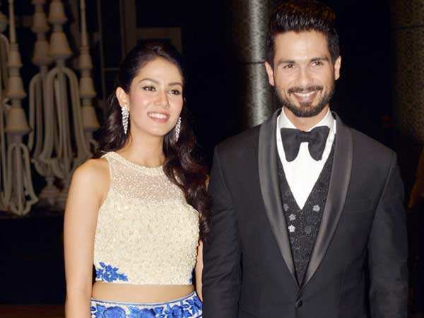 Shahid Kapoor to take a month long paternity break