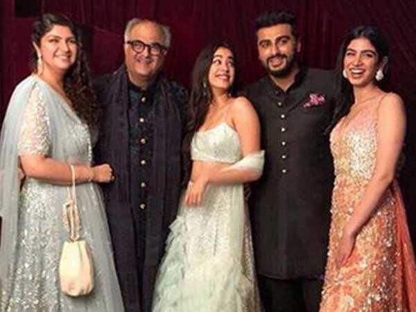 Arjun Kapoor slams a media house for a story on Janhvi Kapoor