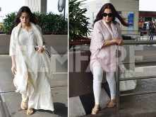 In Pictures! Sara Ali Khan travels with mom Amrita Singh